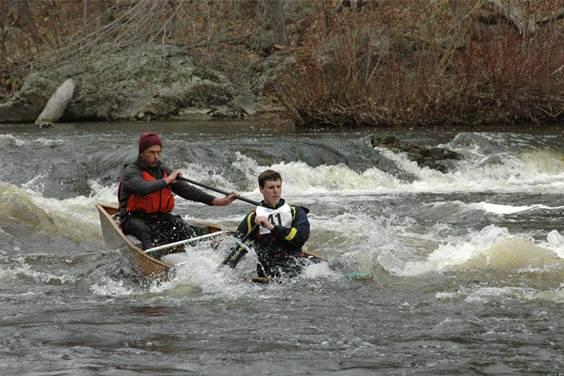andrew canoe